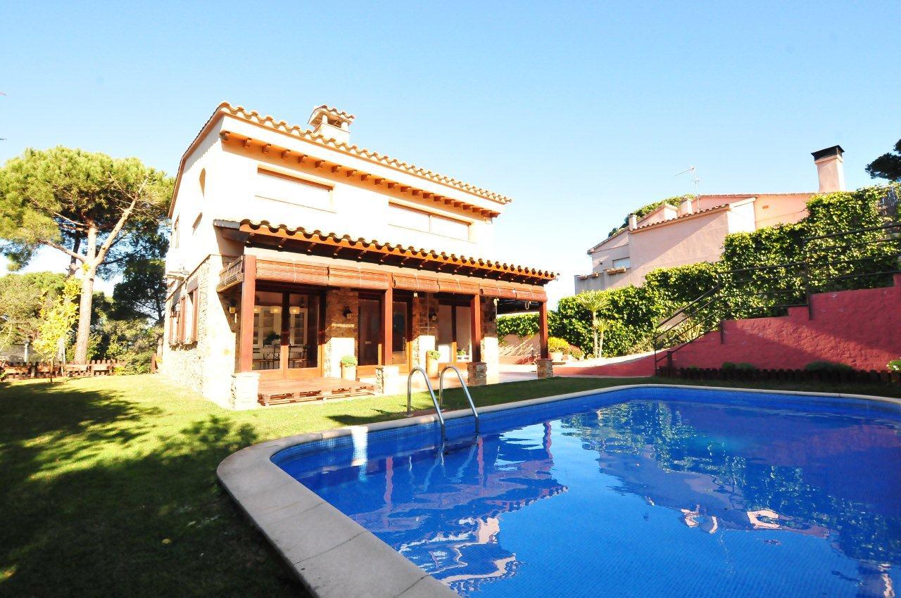 Casa de vacaciones tordera costa maresme espa a aralia - Casas en tordera ...