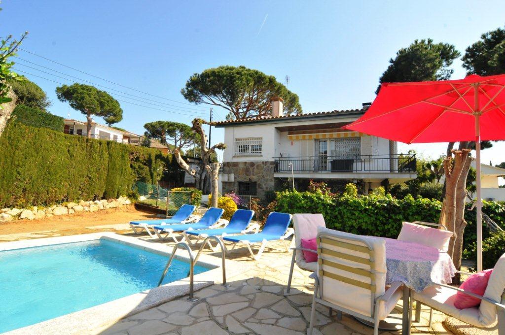 Villa Bulevard,Cabrils,Costa Maresme #1