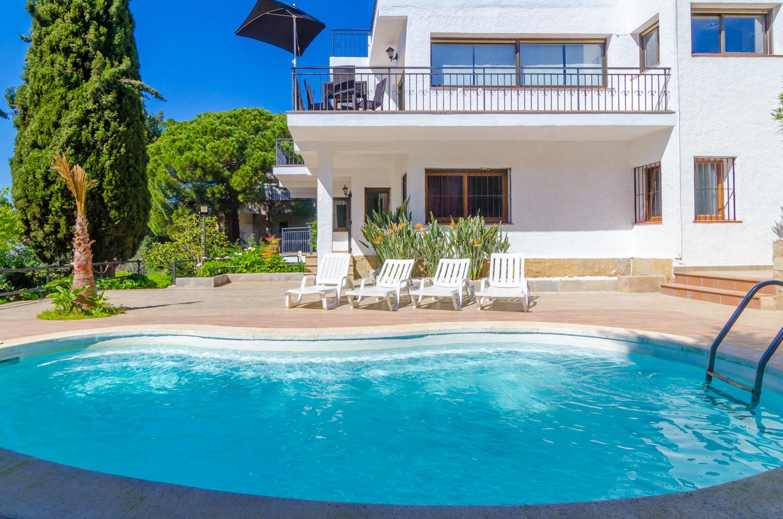 Villa Cinderella,Lloret de Mar,Costa Brava #2