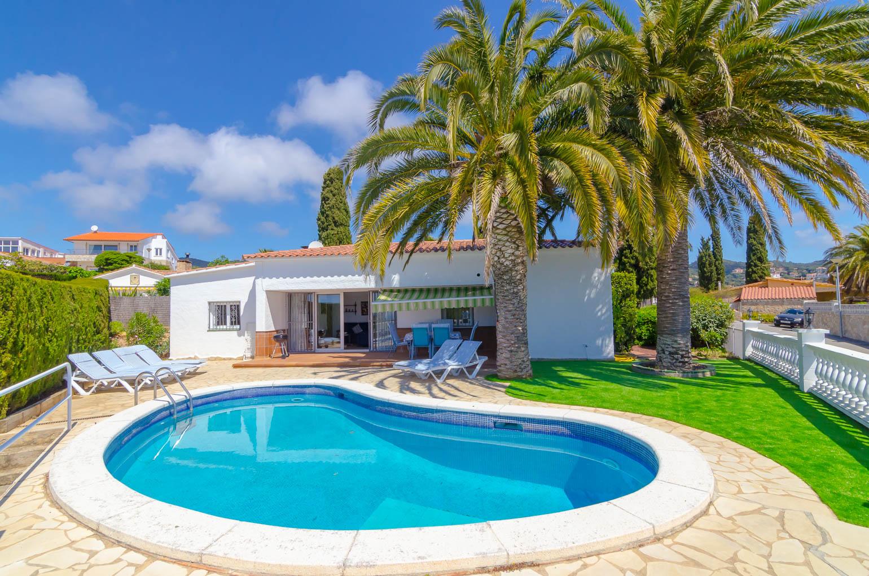 Villa Palm Beach,Lloret de Mar,Costa Brava #2