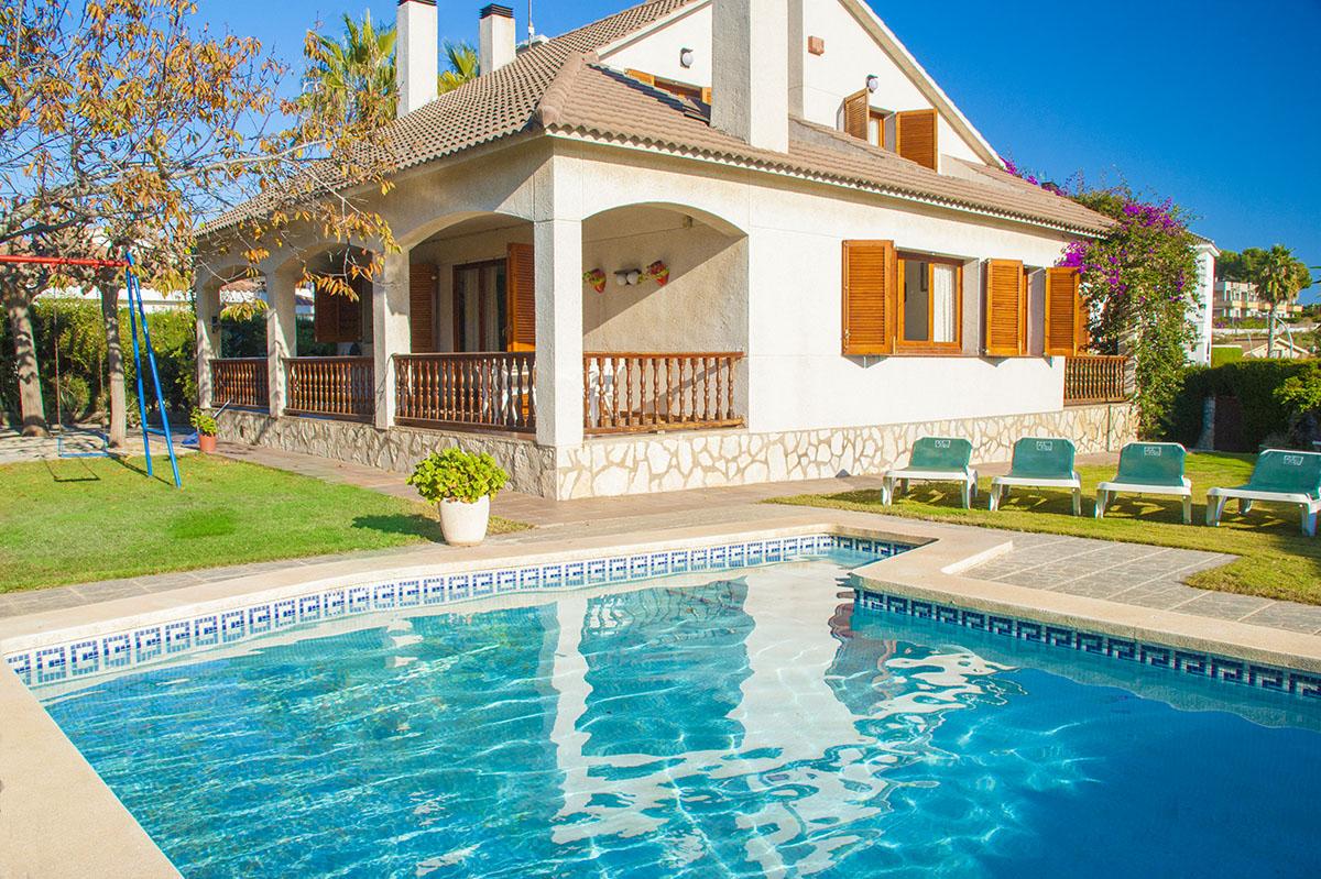 Villa Aribau,El Vendrell,Costa Dorada #1