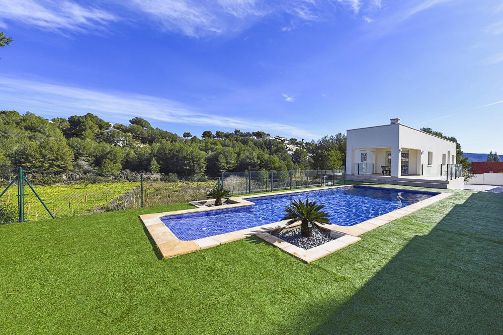Villa Krobus,Moraira,Costa Blanca #1