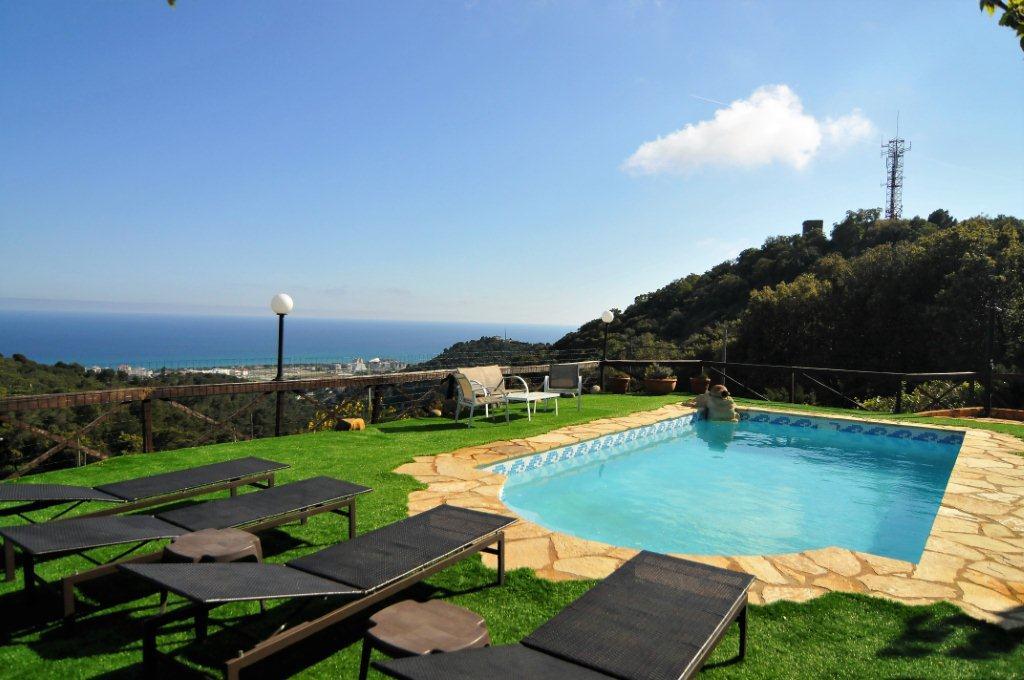 Villa Candiluca,Malgrat de Mar,Costa Maresme #1