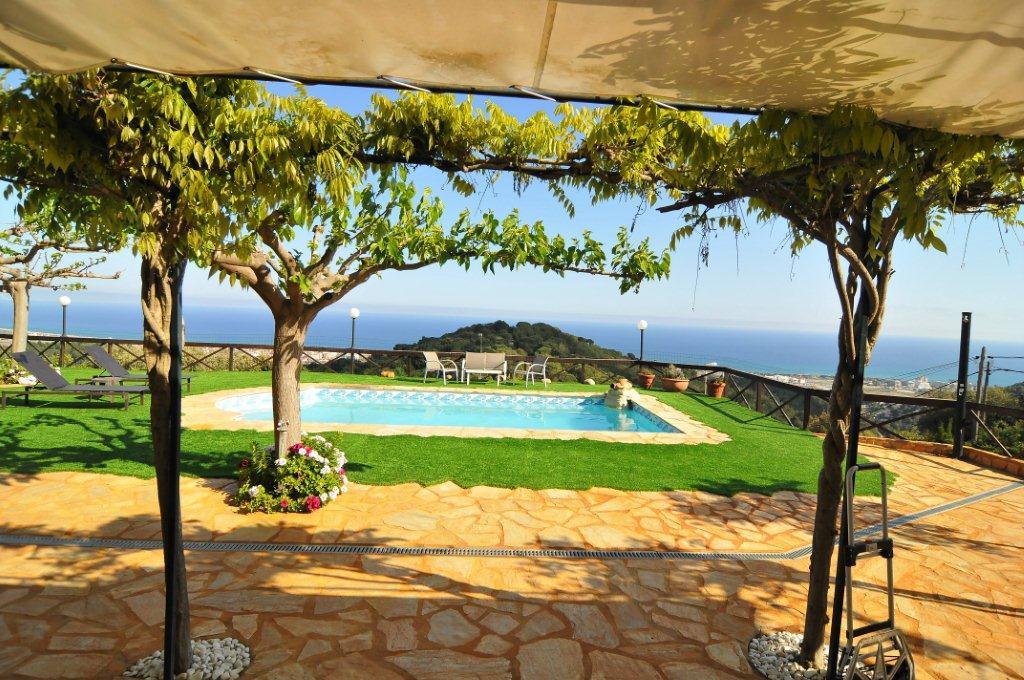 Villa Candiluca,Malgrat de Mar,Costa Maresme #2