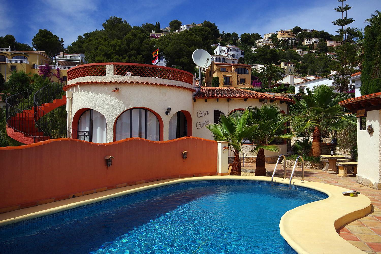 Villa Raconet,Benissa,Costa Blanca #1