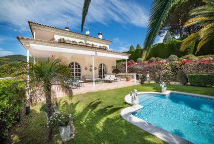 Villa Diosa,Cabrils,Costa Maresme 1