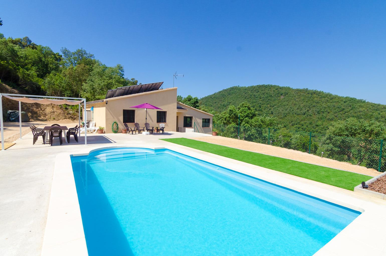 Villa Can Serran,Vidreres,Costa Brava #1