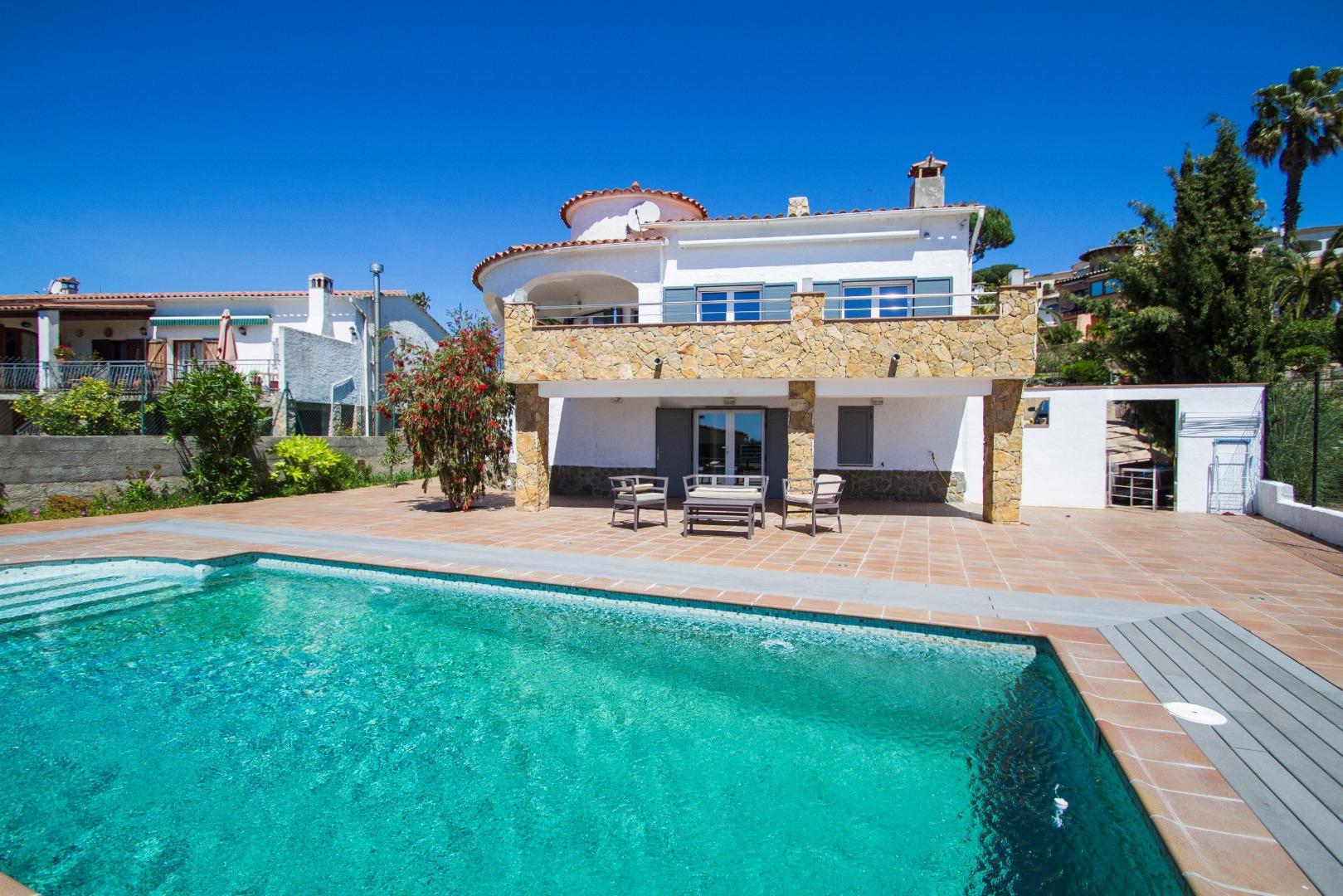 Villa Dumas,Calonge,Costa Brava #1