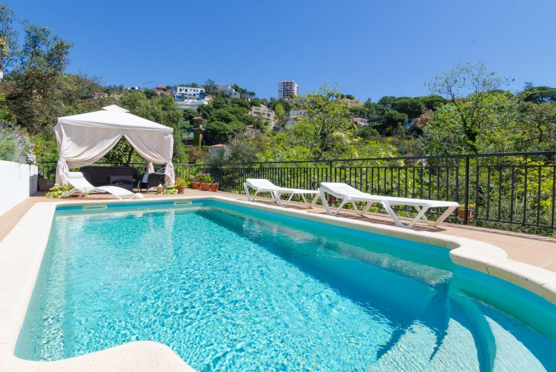 Villa Apartment Ohio,Lloret de Mar,Costa Brava #1