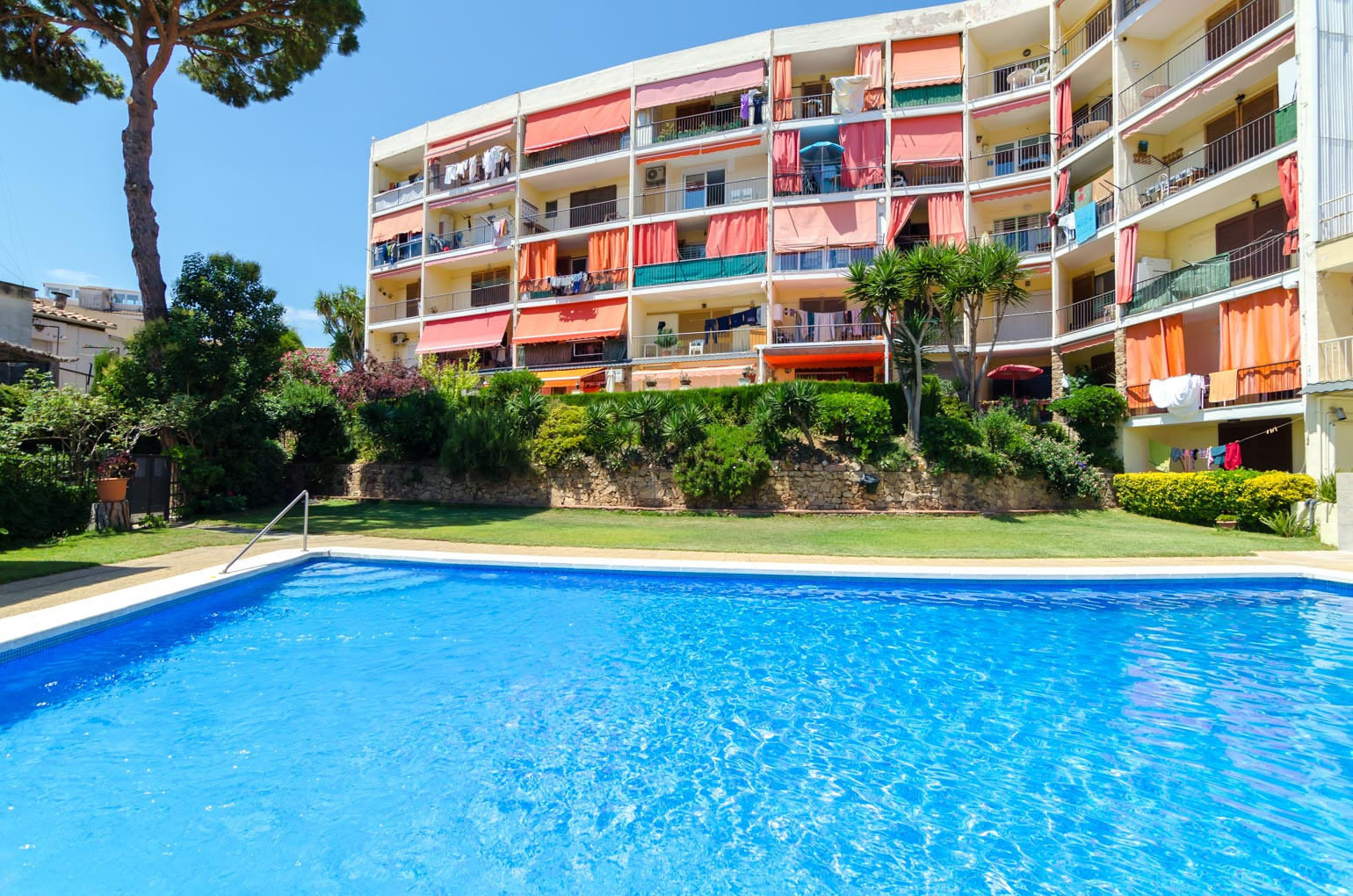 Villa Apartment Rielsa,Lloret de Mar,Costa Brava #1