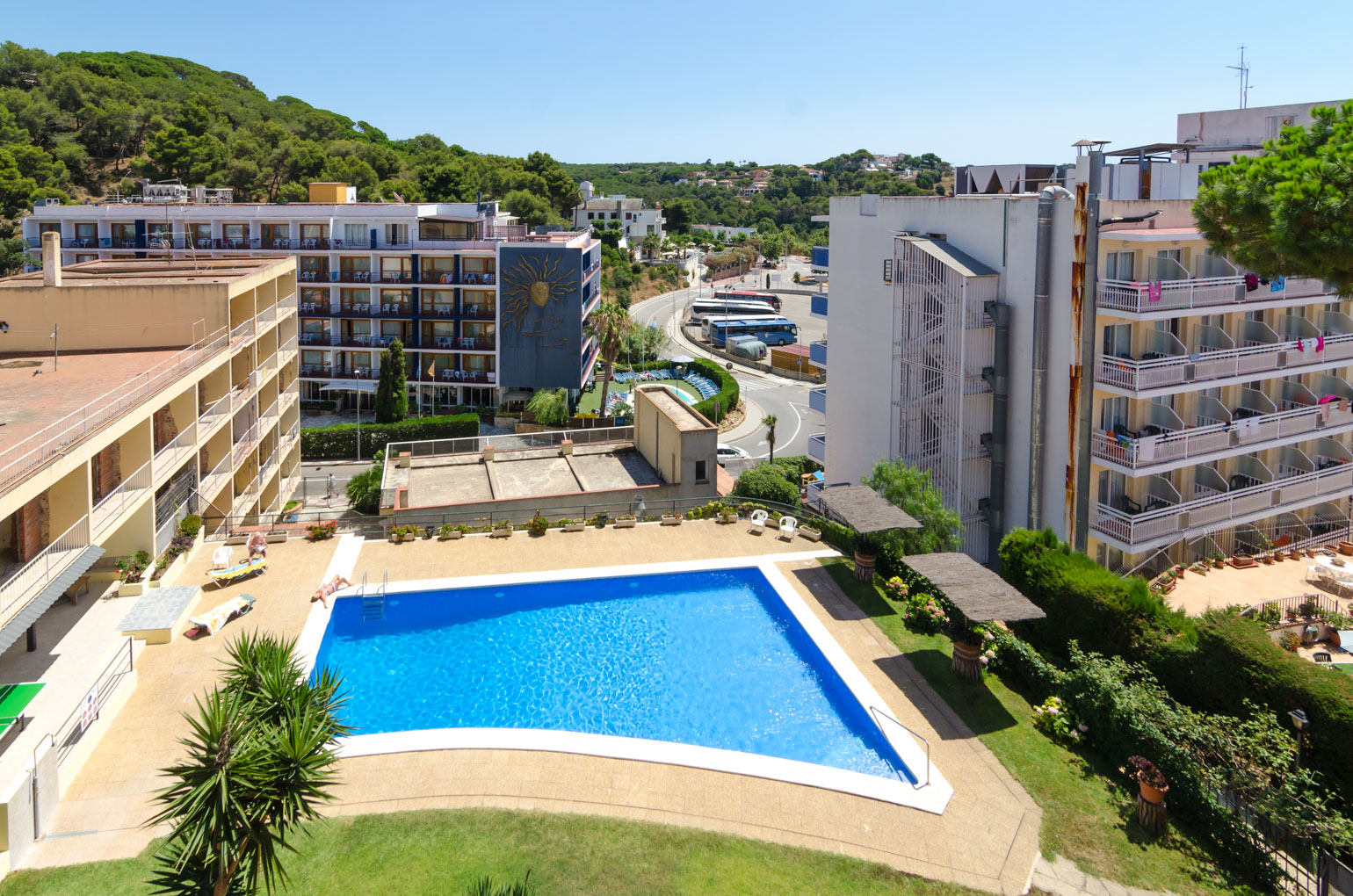 Villa Apartment Rielsa,Lloret de Mar,Costa Brava #2