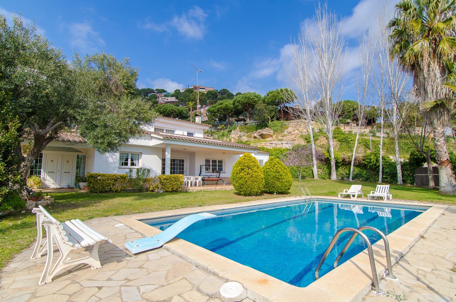 Villa Amaluna,Lloret de Mar,Costa Brava #1
