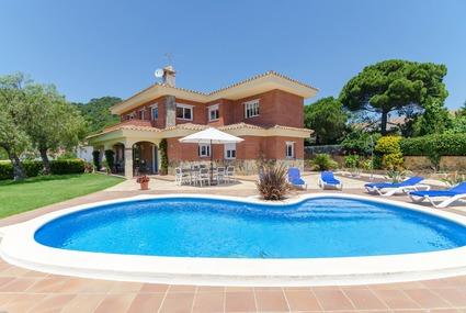 Villa Elysium,Tossa de Mar,Costa Brava 3