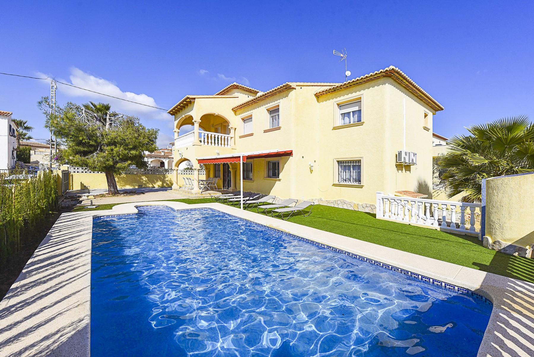 Villa Jesica,Calpe,Costa Blanca #2
