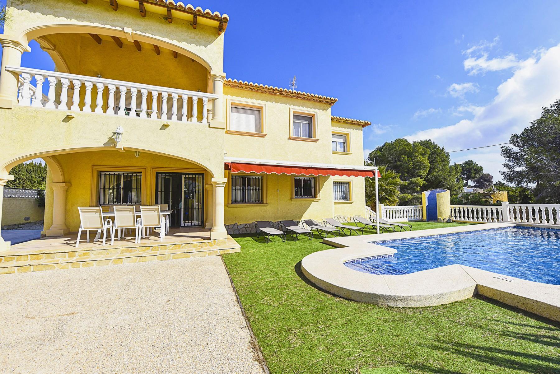 Villa Jesica,Calpe,Costa Blanca #1