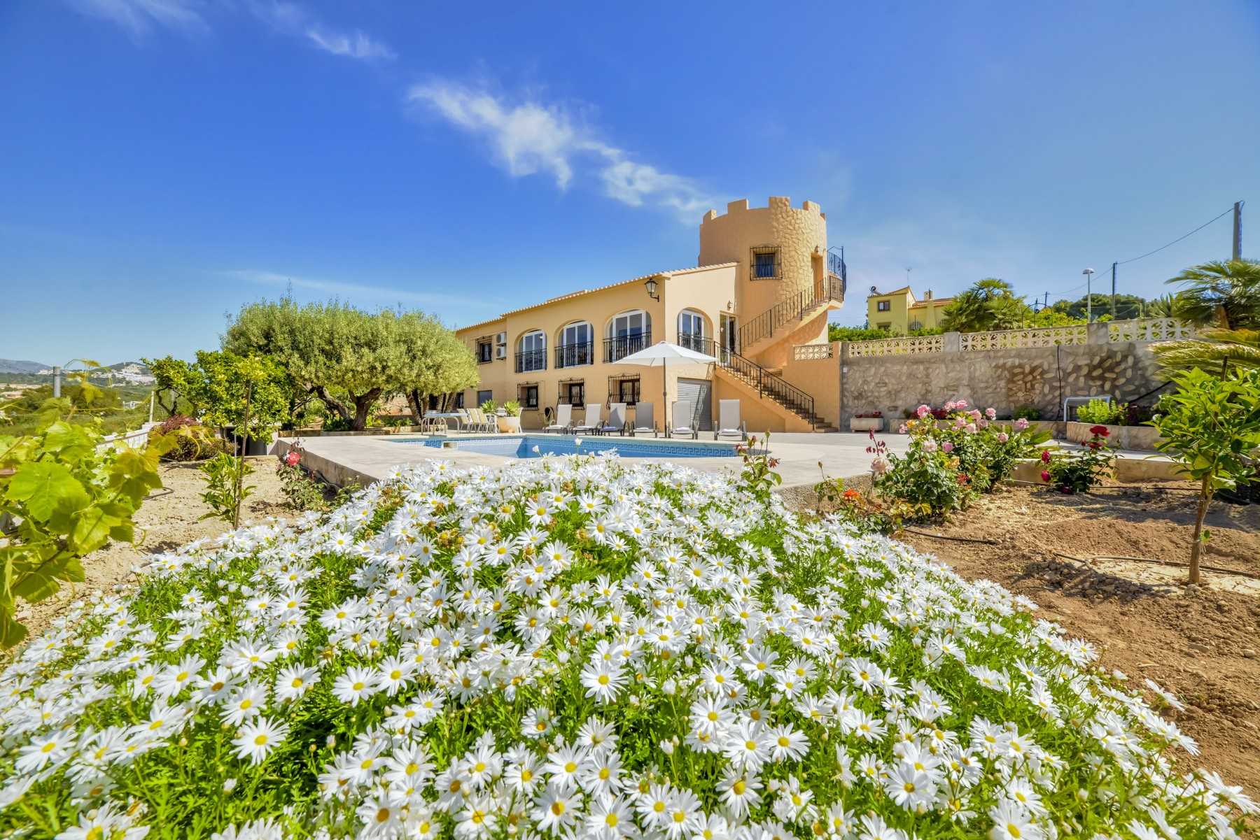 Villa Puchero,Calpe,Costa Blanca #2