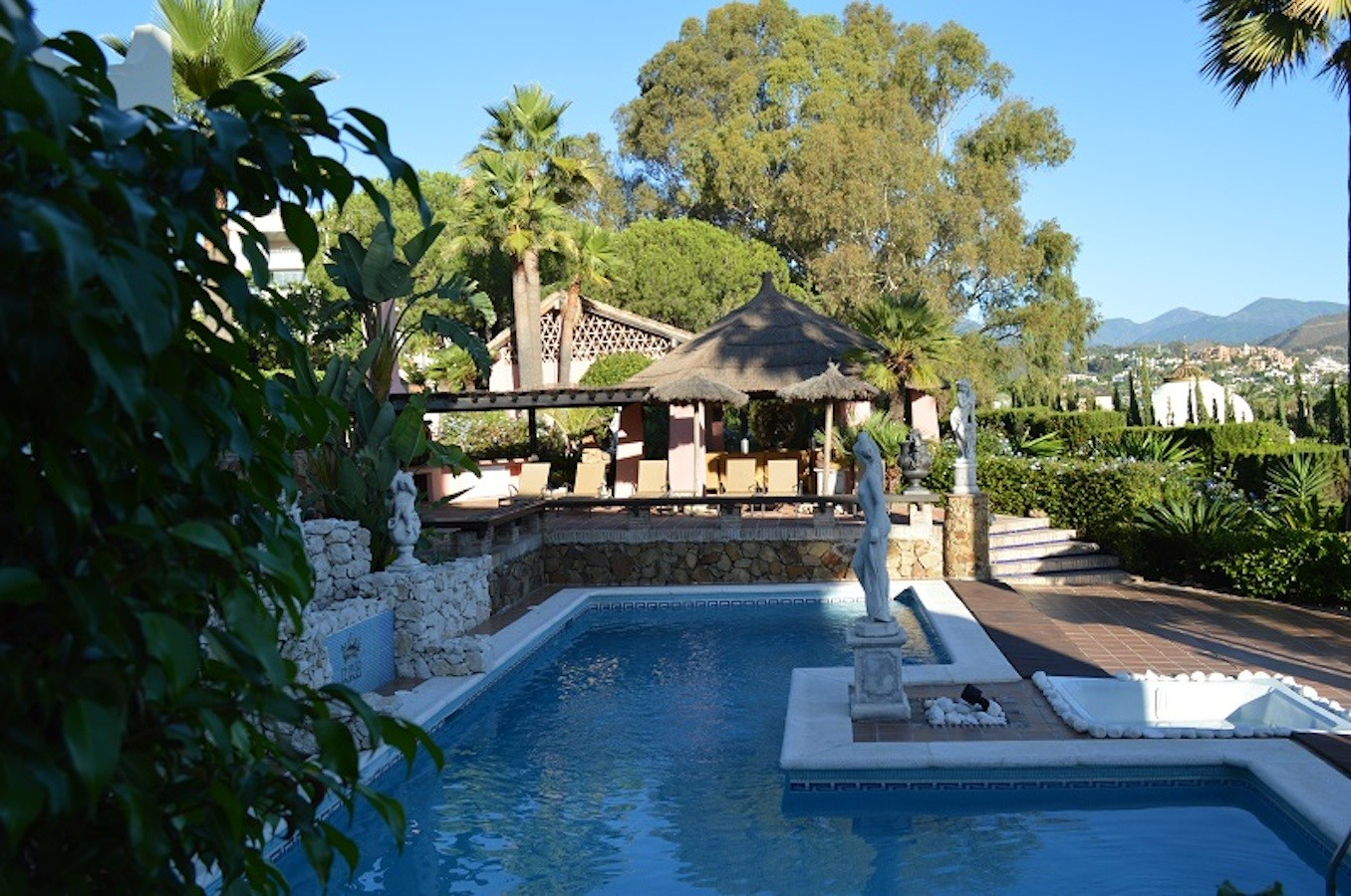 location villa m laga andaluc a maison espagne orestis. Black Bedroom Furniture Sets. Home Design Ideas