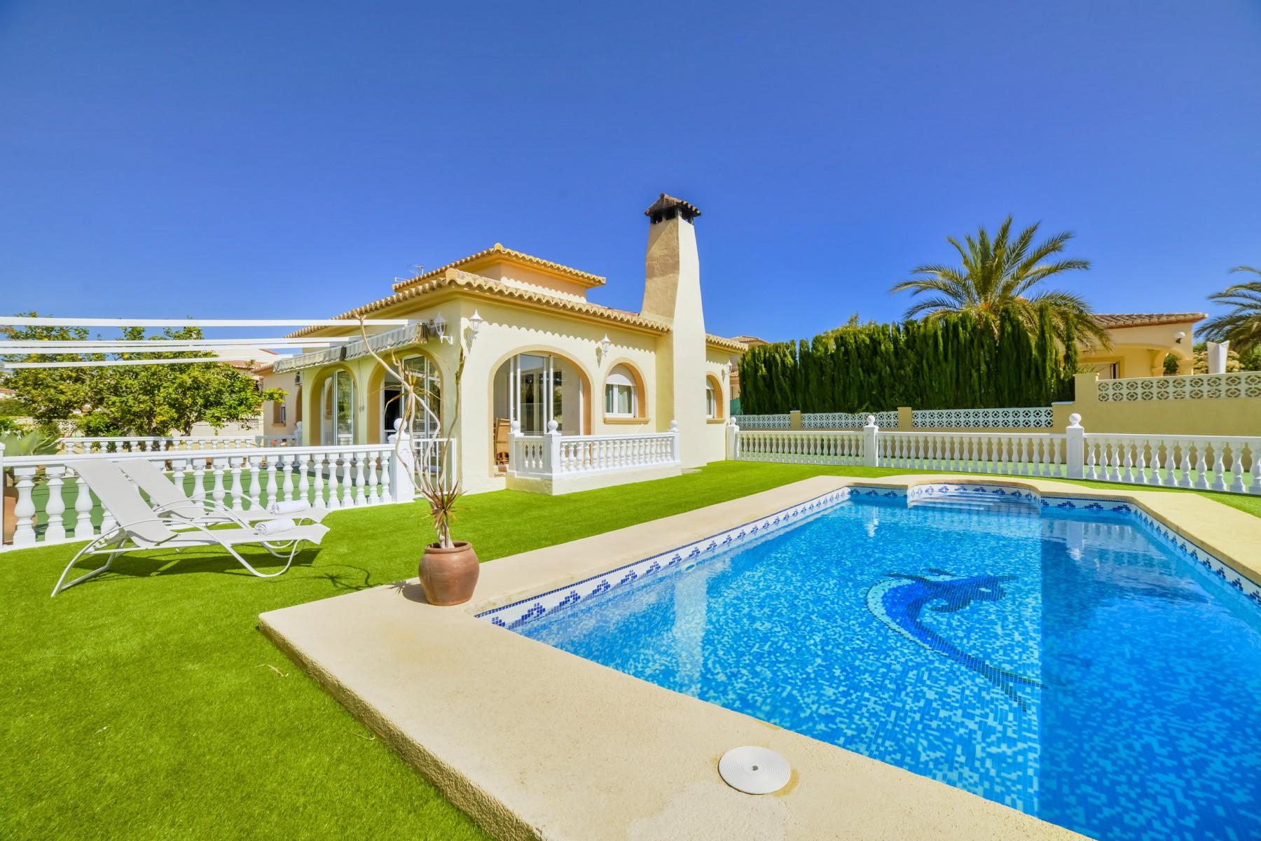 Villa Aladina,Calpe,Costa Blanca #2