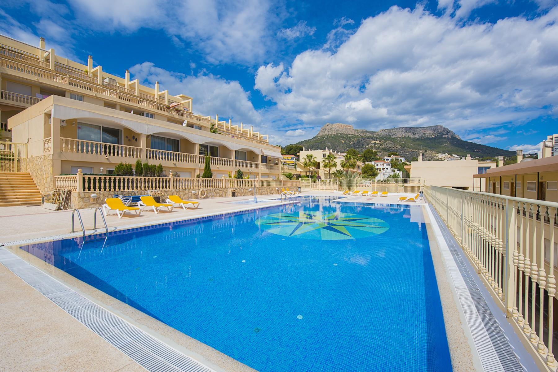 Villa Apartment Manzanera 2,Calpe,Costa Blanca #2