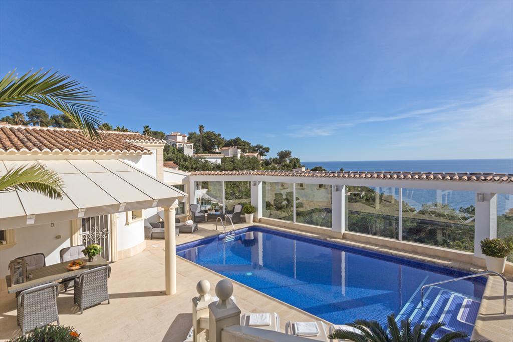 Casa de vacaciones javea costa blanca espa a rijos - Apartamentos en costa blanca ...