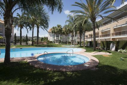 Villa Apartment Golden Garden,Javea,Costa Blanca 1