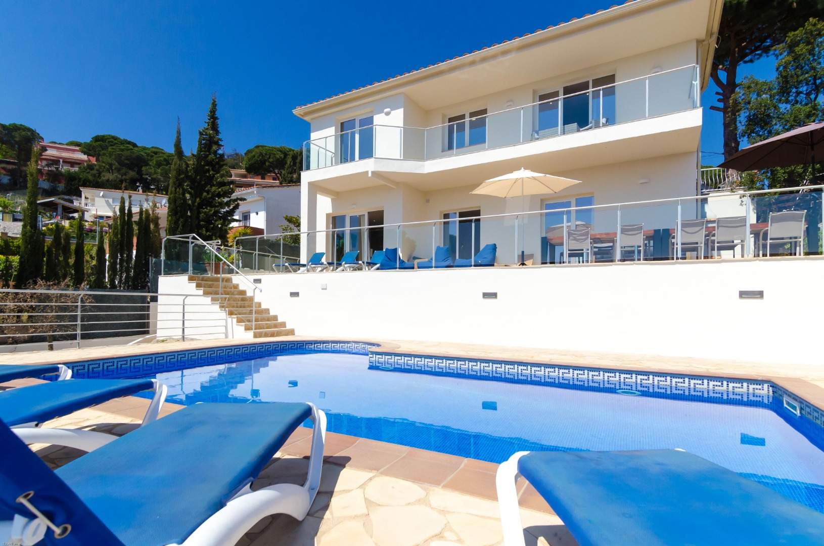 Villa Adora,Lloret de Mar,Costa Brava #1