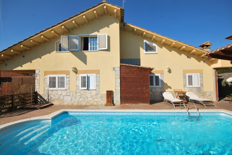Villa Pique,Sils,Costa Brava #1