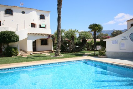 Villa Apartment Park 45,Denia,Costa Blanca 1