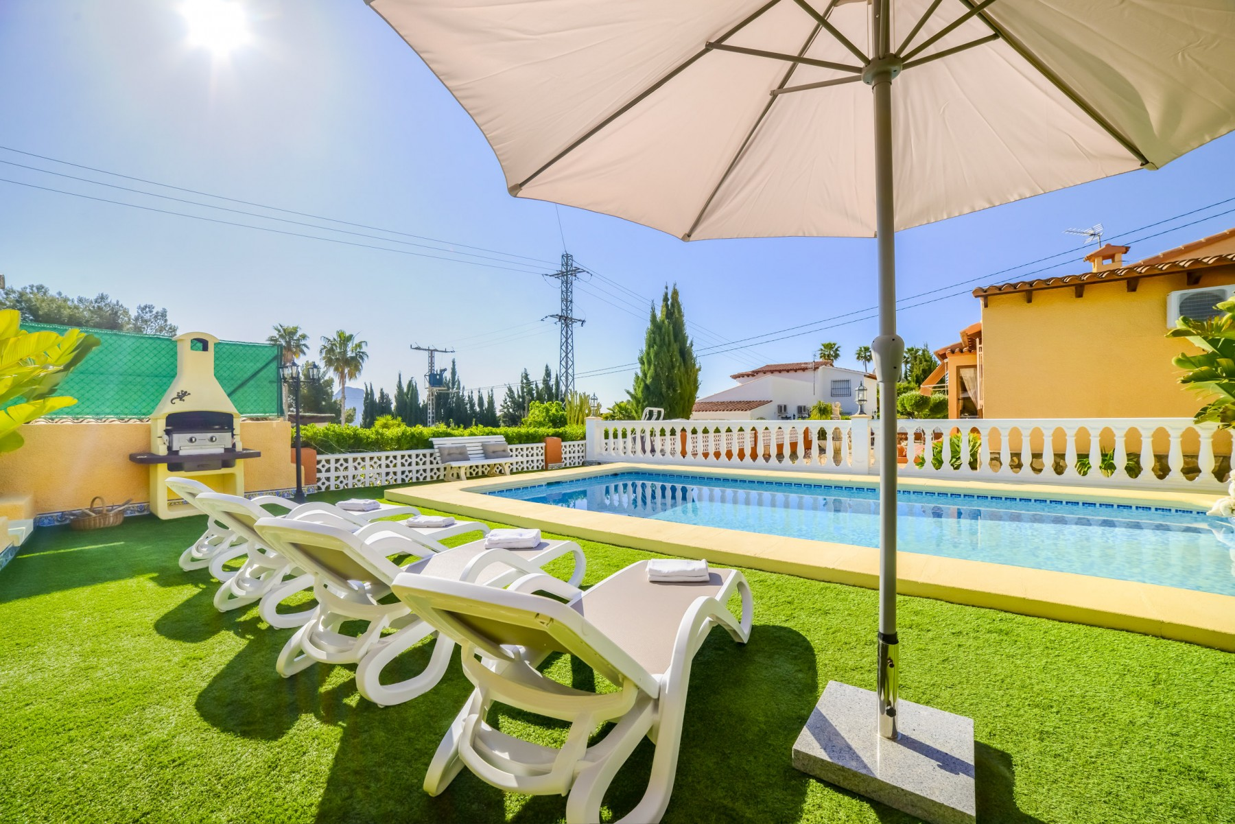 Villa Nairobi,Calpe,Costa Blanca #1