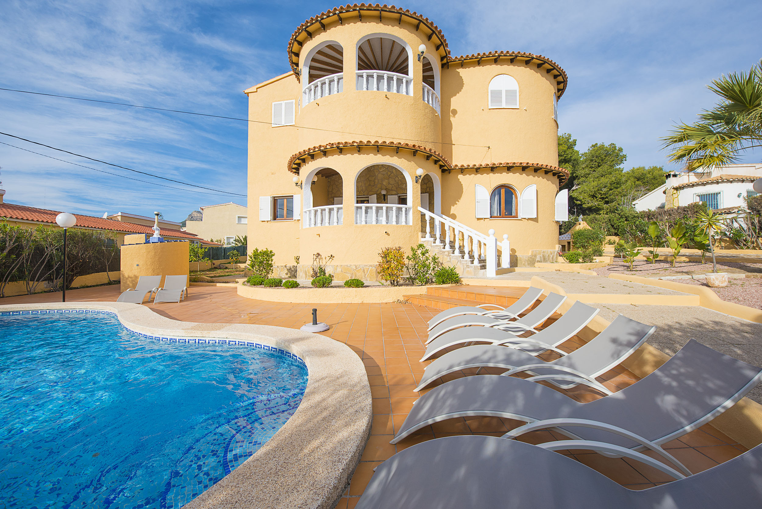 Villa Heather,Calpe,Costa Blanca #2