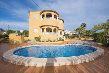 Villa Heather,Calpe,Costa Blanca 1