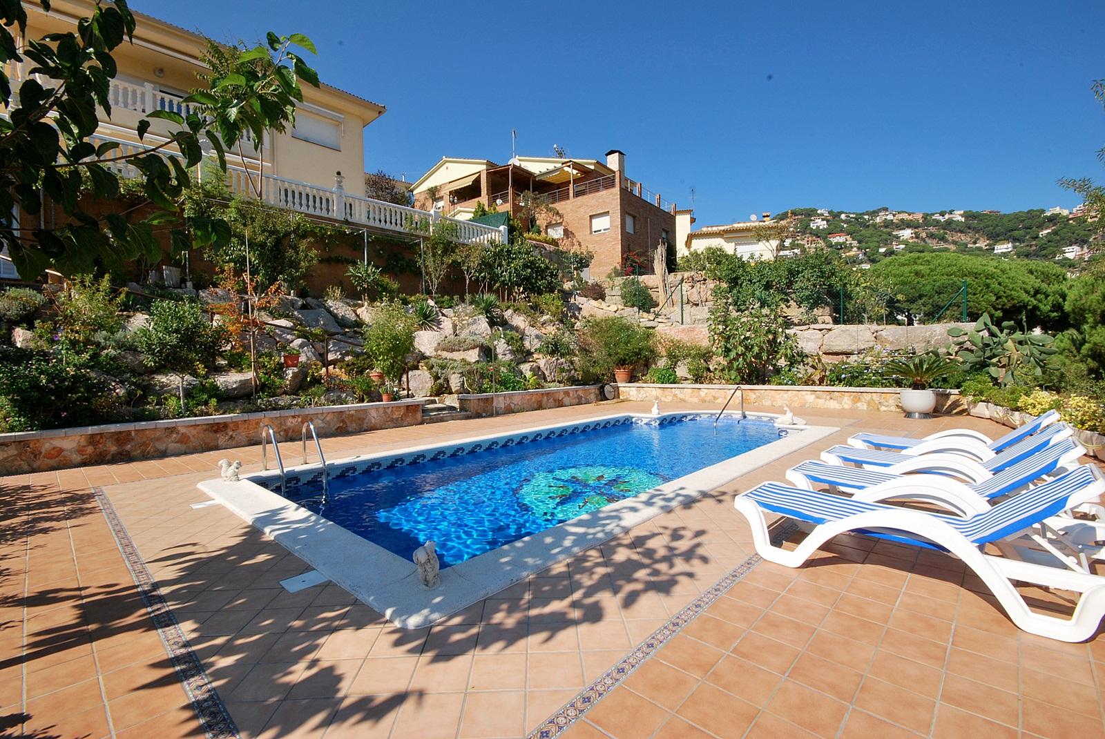 Villa Apartment Lacoste,Lloret de Mar,Costa Brava #2