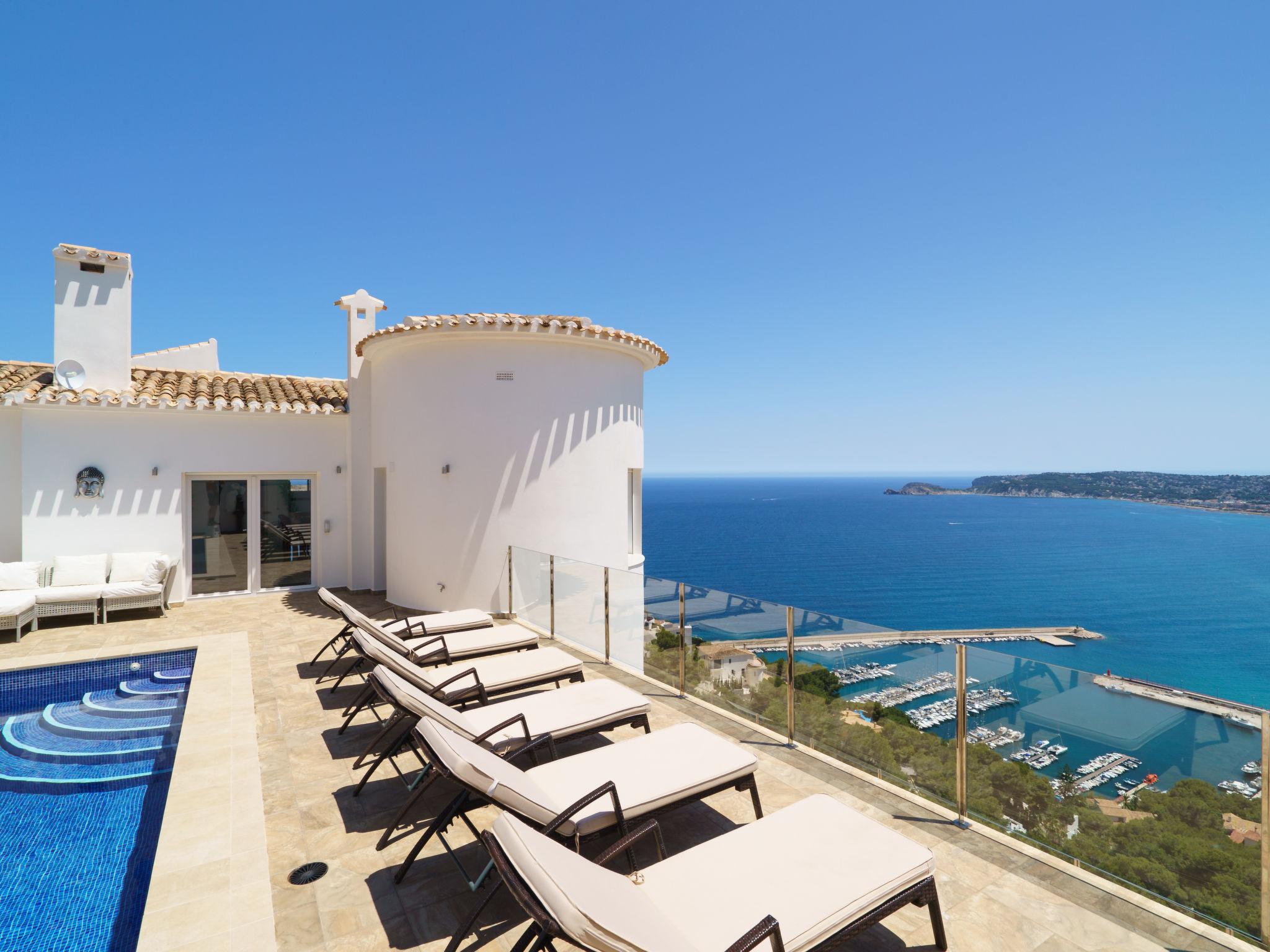 Casa de vacaciones j vea x bia costa blanca espa a gaffel - Apartamentos en costa blanca ...
