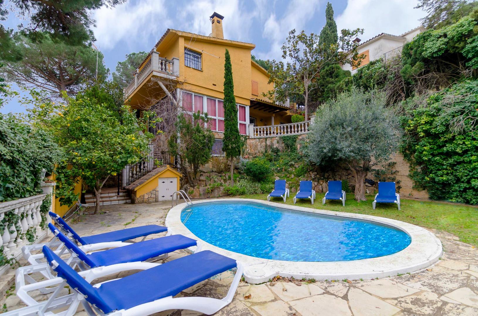 Villa Mustang,Lloret de Mar,Costa Brava #1