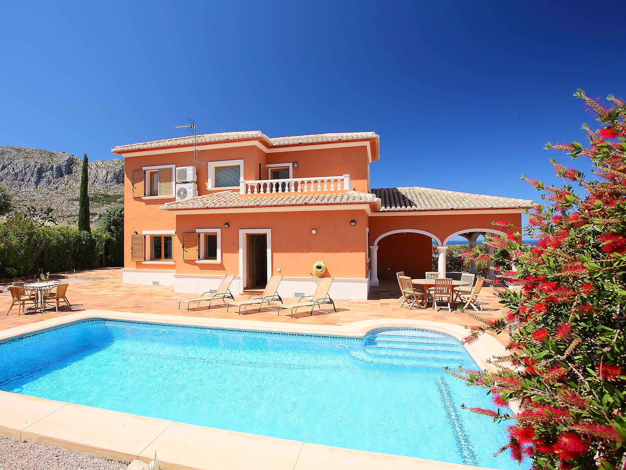 Villa Istres,Denia,Costa Blanca #2