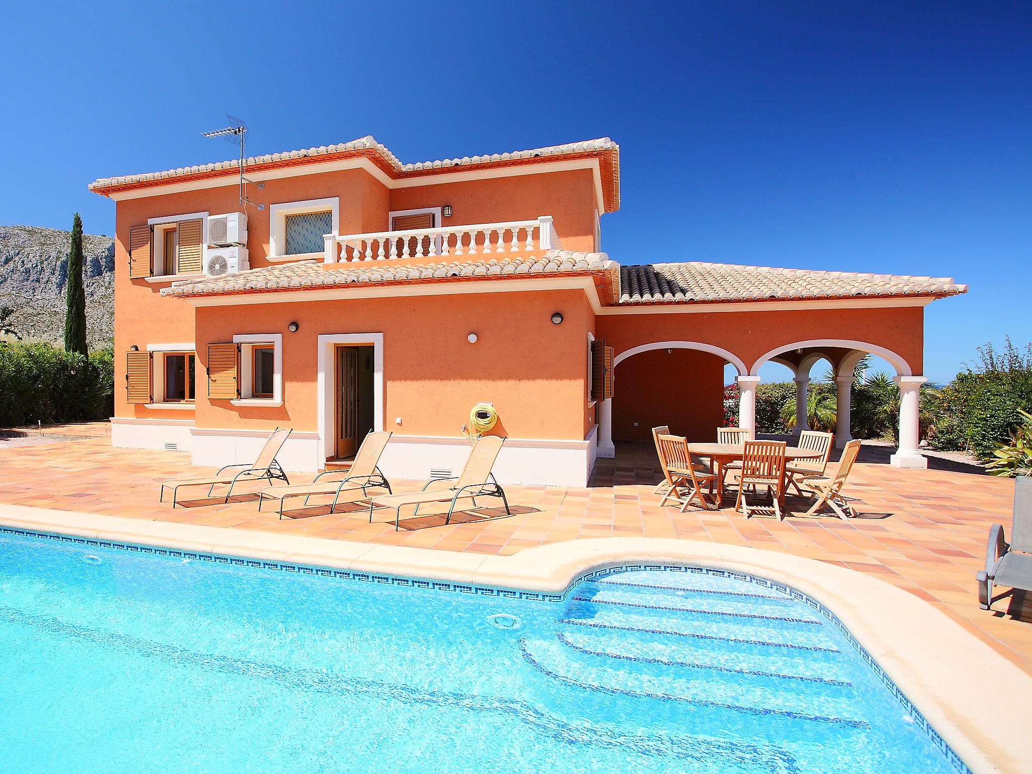 Villa Istres,Denia,Costa Blanca #1