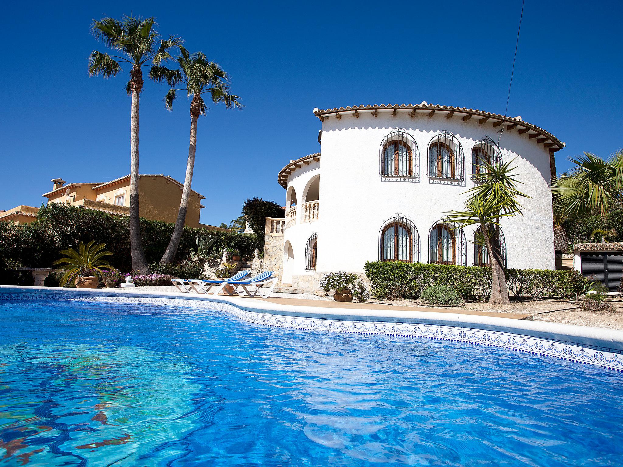 Villa Paxton,Calpe,Costa Blanca #2