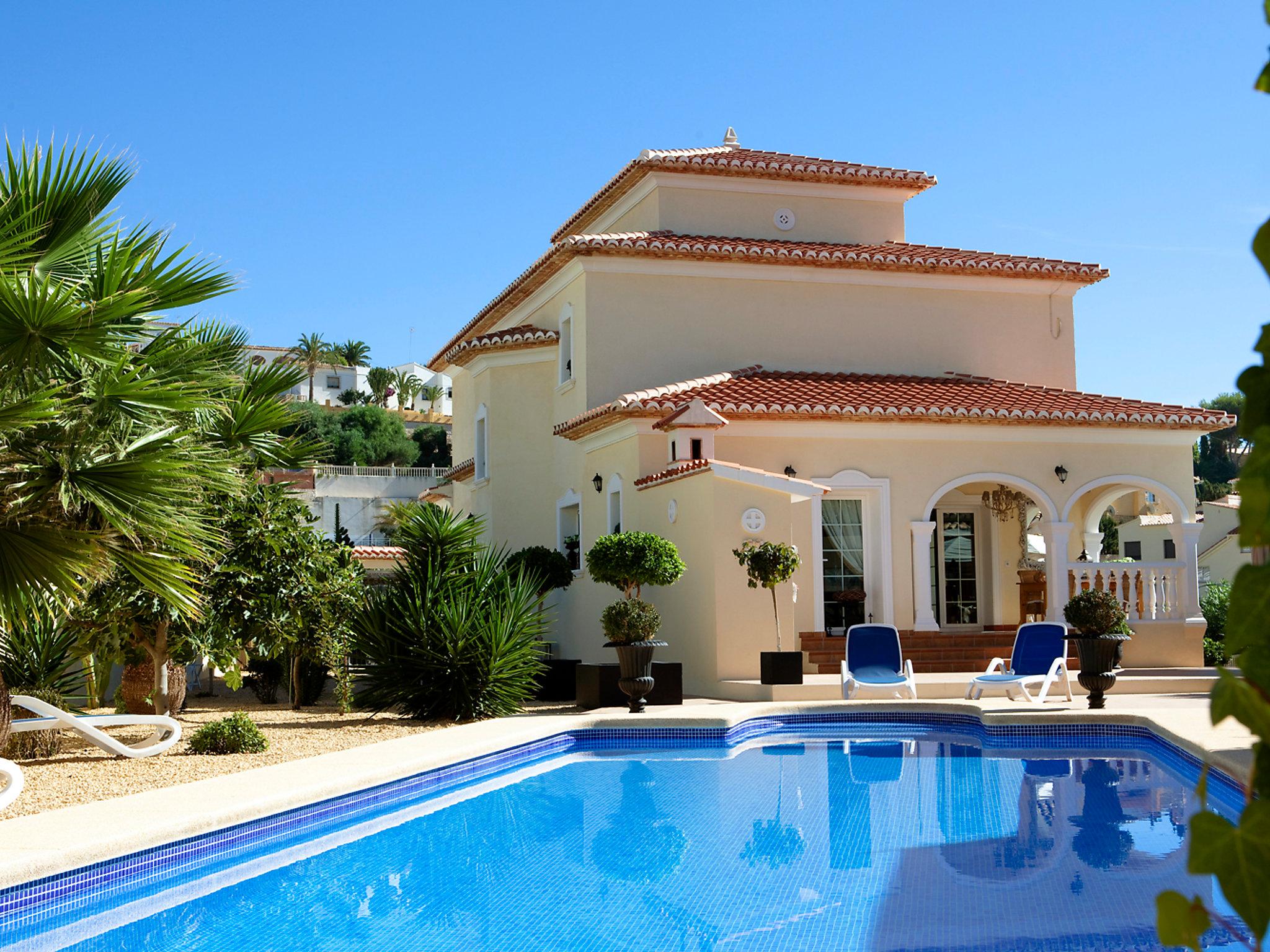 Villa Jari 8,Calpe,Costa Blanca #1