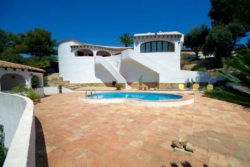 Villa Mosquiter,Moraira,Costa Blanca #2