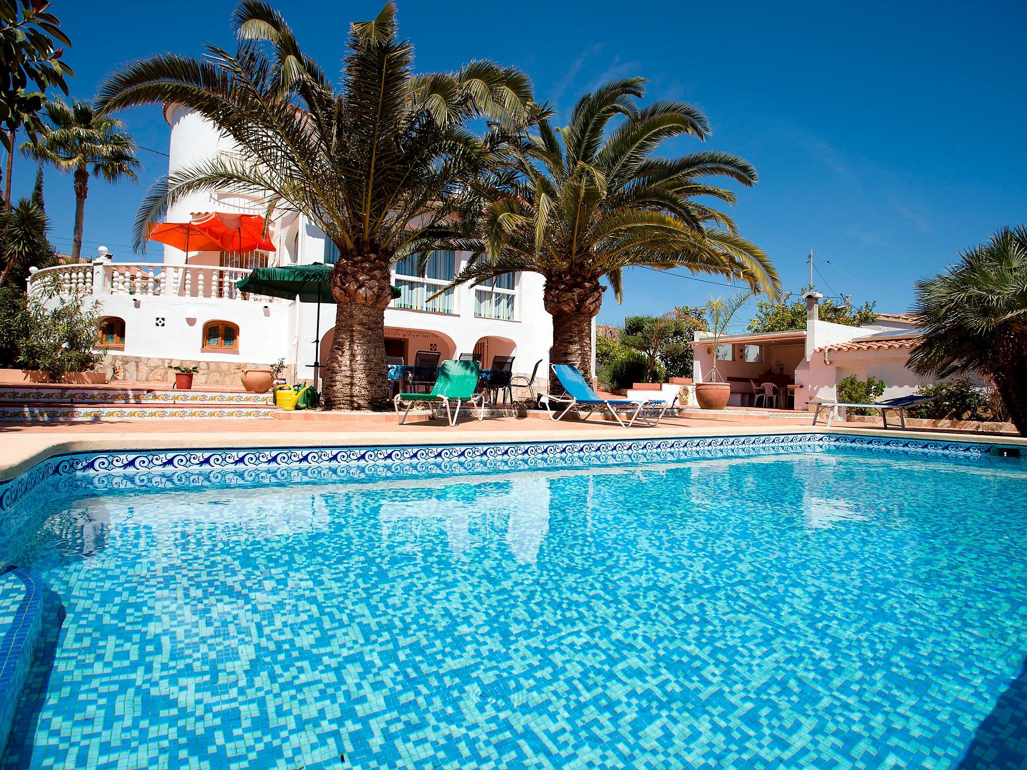 Villa Denzel,Calpe,Costa Blanca #1