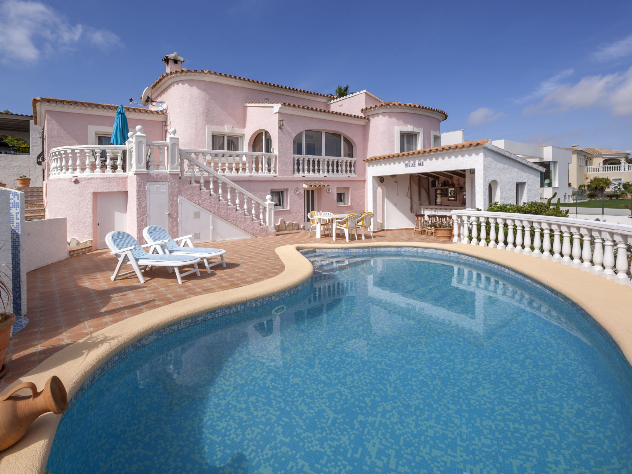 Villa Merida,Denia,Costa Blanca #2