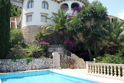 Villa Susana,Calpe,Costa Blanca 5
