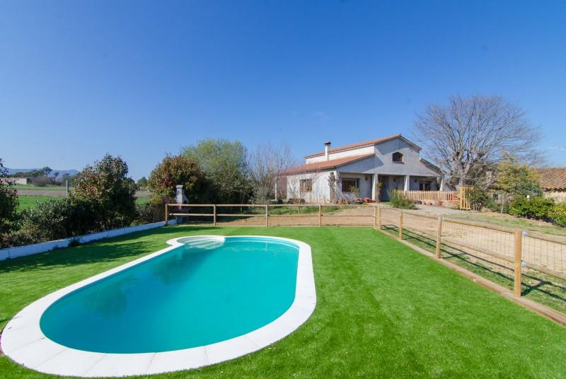 Villa Mas Blavis,Riudarenes,Costa Brava #1