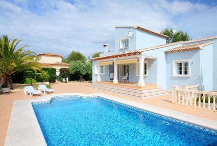 Villa Landon,Calpe,Costa Blanca 10