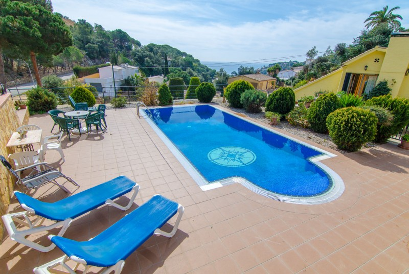 Villa Theron,Tossa de Mar,Costa Brava #1