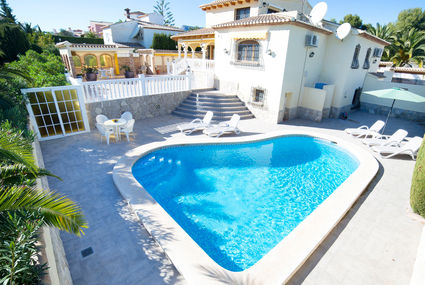 Villa Luther,Calpe,Costa Blanca 1