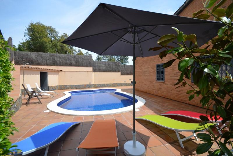 Villa Ruanda,Lloret de Mar,Costa Brava #2
