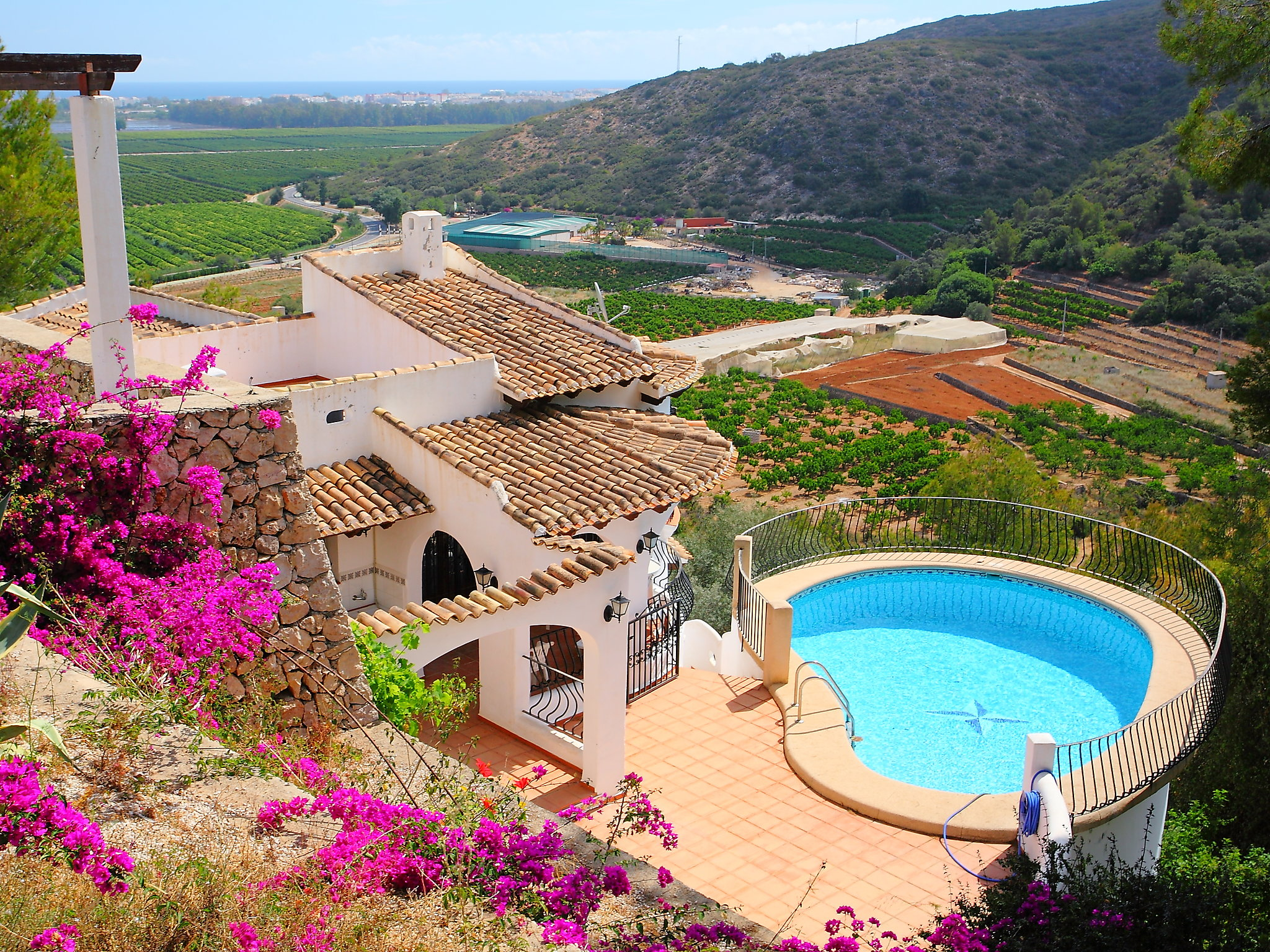 Villa Giddings,Pego,Costa Blanca #1