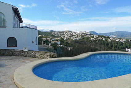 Villa Teresa,Pego,Costa Blanca 1