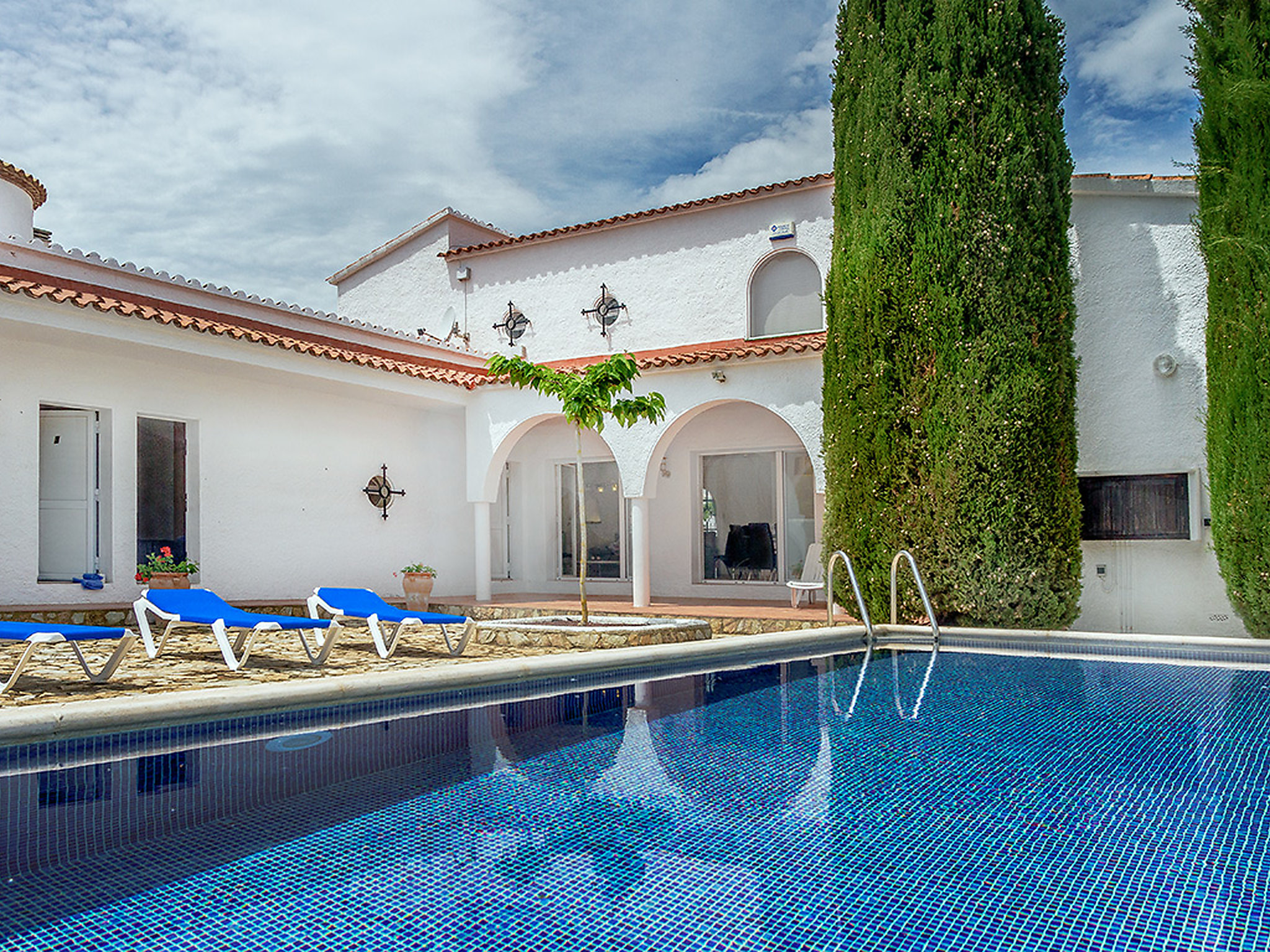 Villa Estoril,Empuriabrava,Costa Brava #1